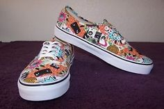 f59693f60eb34c VANS-Authentic-Freshness-Men-039-s-Skate-Shoes-Mixed  ad  vans  shoes  fresh   funky