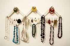 50 Fun Ways to Hang Your Jewelry | Broke & Healthy