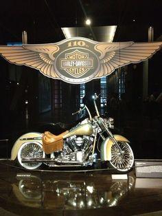 Harley-Davidson Museum in Milwaukee, WI #harleydavidsonchoppersawesome