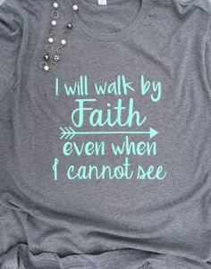 Proverbs 31 wife, Christian Shirt, Cute Christian Shirt, Walk by Faith Shirt, Scripture shirt, Bible Verse Shirt by SimplyStylishCo on Etsy https://www.etsy.com/listing/516969745/proverbs-31-wife-christian-shirt-cute