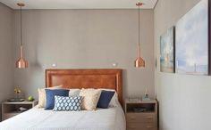<p>Objetos feitos a partir do metal e peças no tom podem ser utilizados em todos os ambientes da casa</p>