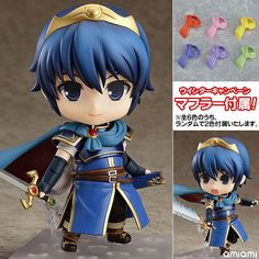 Marth Nendoroid - 57% OFF on AmiAmi - 1920 YEN - Get it while it lasts.