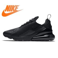a14e1e2f95 Original Authentic NIKE Air Max 270 180 New Arrival Men's Running Shoes  Breathable