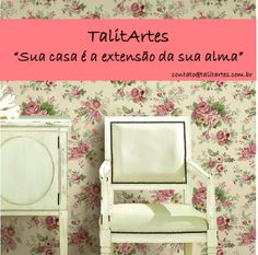 www.talitartes.com.br  contato@talitartes.com.br www.facebook.com/TalitArtesedecoracoes