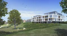 DE WARANDE B3 - Meergezinswoning - Architecten Groep III