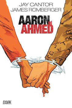 Aaron and Ahmed by Jay Cantor (Vertigo Comics)