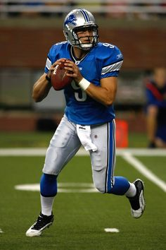 Matthew Stafford # 9 Detroit Lions QB College:Georgia