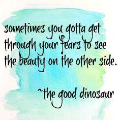 The Good Dinosaur Quotes