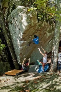 BD Sales Rep Matt Ginley reports from the second stop of the Triple Crown Bouldering Series at Little Rock City