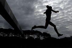 Runners are beautiful.