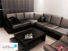 Sala Moderna #3 Couch, Furniture, Home Decor, Dining Room, Trendy Tree, Houses, Homemade Home Decor, Sofa, Sofas