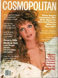Cosmopolitan magazine, SEPTEMBER 1981 Model: Rene Russo   Photographer: Francesco Scavullo: