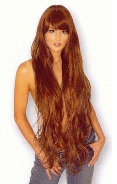 super long hair I really love the beauty of long, long hair on a woman! Long Red Hair, Long Natural Hair, Very Long Hair, Brown Hair, Black Hair, Beautiful Red Hair, Beautiful Redhead, Red Hair Woman, Ginger Hair