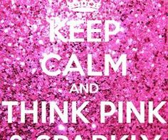 think pink & sparkly all that glitters Color Rosa, Pink Color, Pink Purple, Hot Pink, Pink Zebra, Pink Love, Bright Pink, Pretty In Pink, Perfect Pink