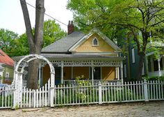 Atlanta, GA Grant Park North Historic District Victorian Cottage | by army.arch