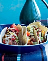 Grilled-Chicken Tacos Recipe from Food & Wine