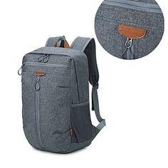 Tigernu Business Laptop Rucksack Daypack für Schule Reisen Uni Arbeit Damen  Herren 15 9802326d218b2