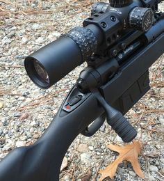 Building a Custom Remington 700 .308 Tactical Rifle Who doesn't love a heavy barrel .308? Our receiver for this project is a Remington 700 short action that had been coated by Fail-Zero with …