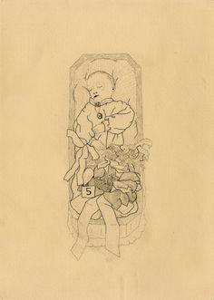 The Hüberman Children and Rabbit (plate two) // copper etching // Eleanor Phillips Fine Art Prints, Rabbit, The Past, Copper, Plate, Children, Boys, Art Prints, Rabbits