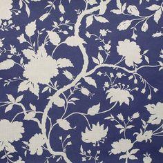 Botanique / Bleu de Prusse