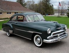 1951 Chevrolet Deluxe Maintenance/restoration of old/vintage vehicles: the material for new cogs/casters/gears/pads could be cast polyamide which I (Cast polyamide) can produce. My contact: tatjana.alic@windowslive.com