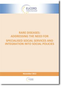 Specialised Social Services for Rare Diseases-- Europe!!
