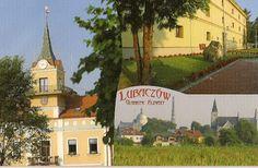 Pocztówkowe podróże po Polsce: LUBACZÓW