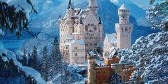 Neuschwanstein Castle – Tourist Destinations