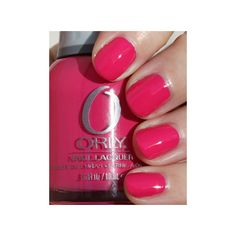 A Plethora of Red & Pink Nail Polish for Valentine's Day | Vampy... ❤ liked on Polyvore