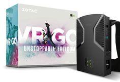 Plecak dla graczy VR, czyli ZOTAC VR GO!