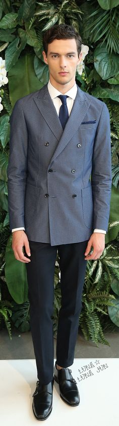 Tommy Hilfiger Spring 2016 Menswear