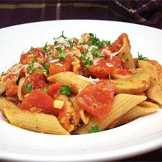 Brooklyn Girl's Penne Arrabiata - Allrecipes.com