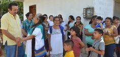 Política y Sociedad: PRD / Domingo Flota es candidato del pueblo