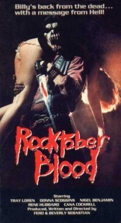 70's 80's Films: Rocktober Blood (1984)