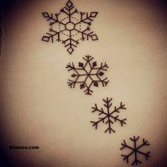 Kar Tanesi Dövmenin Anlamı