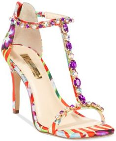b5b9fe62a38ee8 INC International Concepts Women s Rylee High Heel Sandals Shoes - Sandals    Flip Flops - Macy s