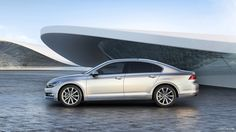 2015 Volkswagen Passat - Side | HD Wallpaper #6