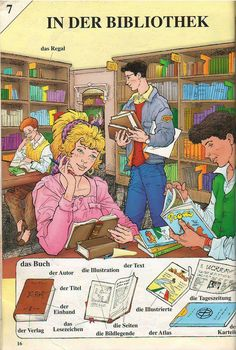 e Bibliothek~en