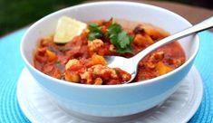 Пикантный вегетарианский суп