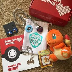 Gamer Girl Monthly, $13   15 Wonderfully Nerdy Subscription Boxes Every Culture Vulture Will Adore