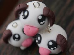 night glowing - winged - classic - Mustache - and other Poros from League of Legends