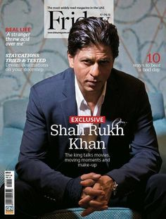 Embedded image permalink-Cover of Friday Magazine.