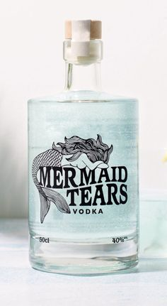 If you drink mermaid tears of vodka you still get a hangover? still arts drink hangover mermaid still tears vodka Unicorn Tears Gin, Mermaid Tears, Mermaid Mermaid, Tattoo Mermaid, Vintage Mermaid, Mermaid Style, Cocktail Drinks, Alcoholic Drinks, Cocktails