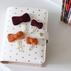 Fall Planner Clips!