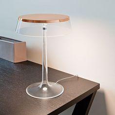 BON JOUR: Discover the Flos table lamp model BON JOUR