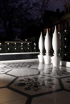 Marcel Wanders.Neo-baroque interior design luxury and modern apartment in Amsterdam | Minimalisti.com