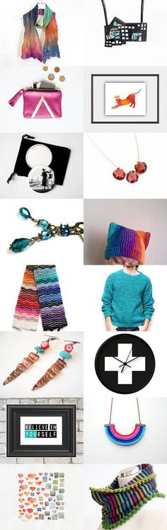 Multicolor September by madlyvintage on Etsy--Pinned with TreasuryPin.com