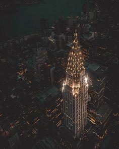 Chrysler Bldg, NYC
