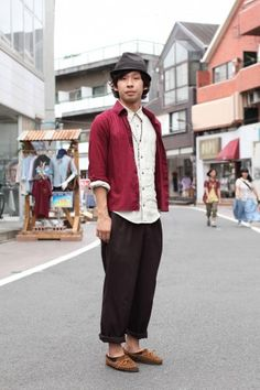 14 Tokyo street style pics sure to inspire. Photos by Stacey Young.