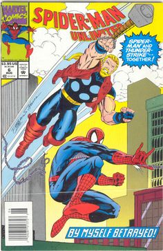 Title: Spider-Man Unlimited   Year: 1993   Publisher: Marvel   Number: 6   Print: 1   Type: Regular   TitleId: b96aee69-fed1-4a59-ad2b-46ae7907b370